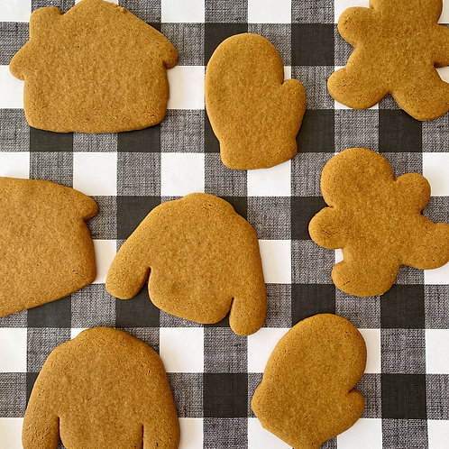 Gingerbread Cookie Decorating Kit
