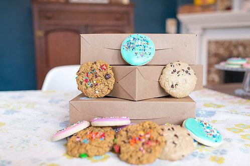 Vegan Cookie Crate