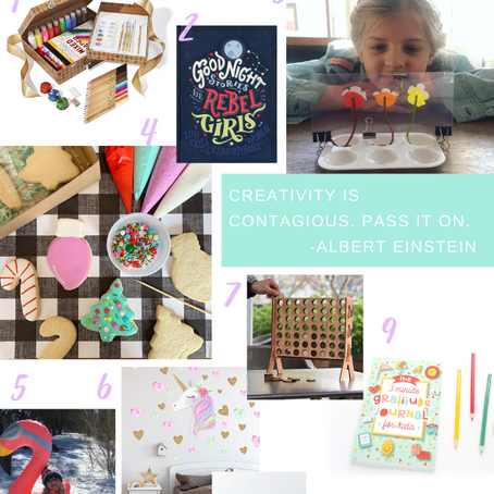 10 Creative Gift Ideas for Kids