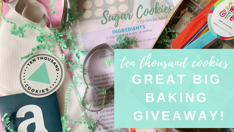 The Great Big Baking Giveaway!