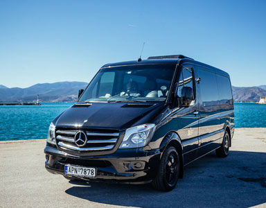 mini bus transfer from and to airport