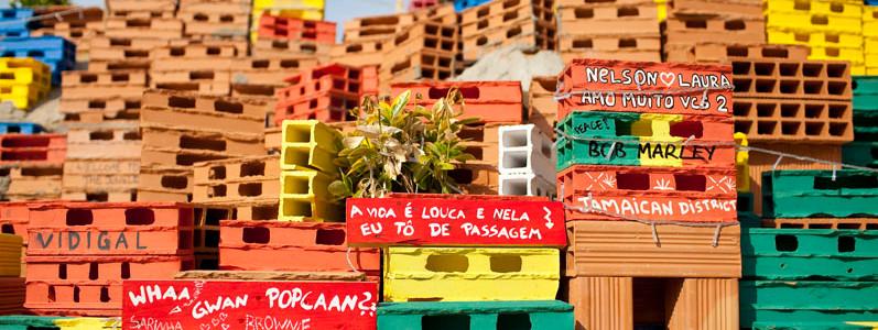 Southbank Favela