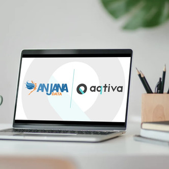 Aqtiva and Anjana Data join forces to offer a pioneering proposal for the Data-Centric strategy.