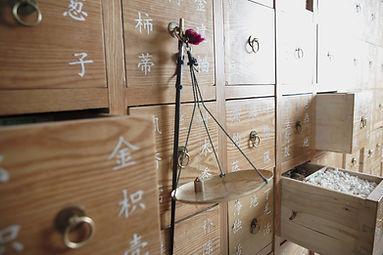 Čínská medicína byliny