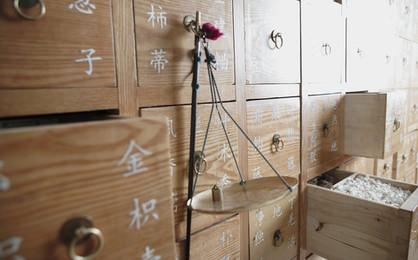 Chinesische Medizin Kräuter