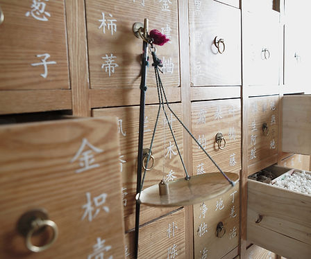Chinese Herbal Pharmacy