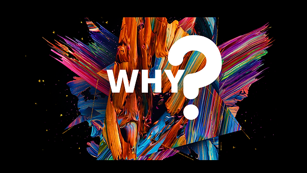 WHY_ - New Easter Sermon Series Image Fo