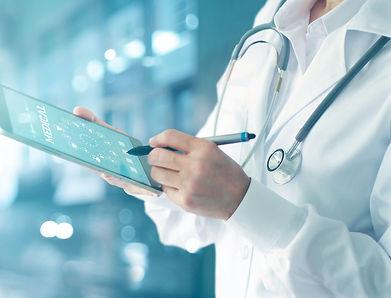 medicine-doctor-stethoscope-touching-ico