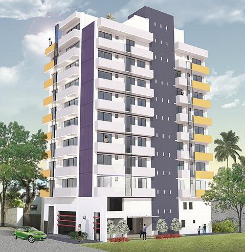 Design Advocacy Pvt Ltd Storey Apartment Building Colombo