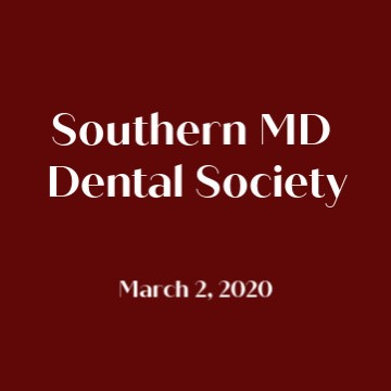 Southern MD Dental Society Image 0302202