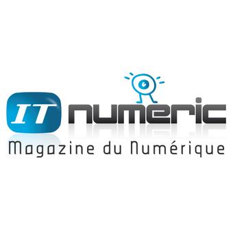 it numeric logo