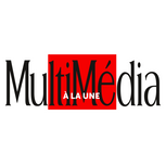 Multimedia a la une logo
