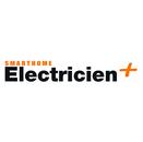 smarthome electricien + logo