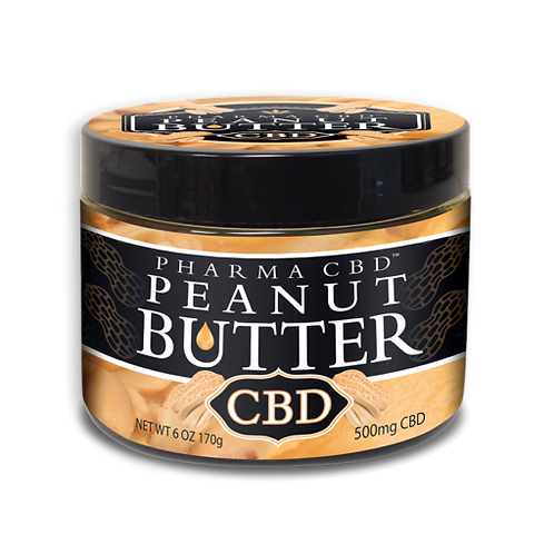 CBD Oil Peanut Butter