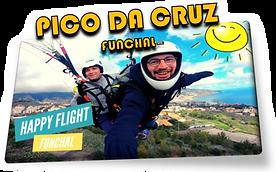 Parapente Madeira / Parapente Funchal / Tandem flight in Funchal, Madeira Island #PicodaCruz #PontadaCruz #Funchal #PraiaFormosa #Centromar