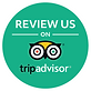 5 star review rating on tripadvisor