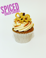 Spiced ginger and caramel