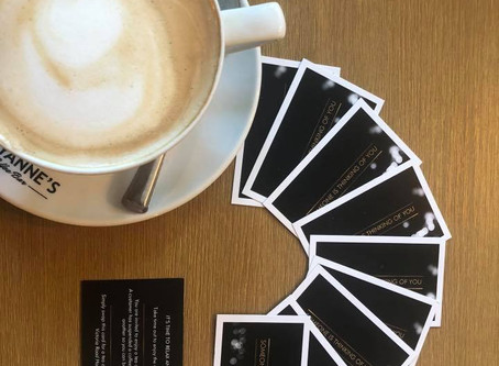 LilyAnne's Launches Suspended coffee scheme