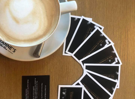 Suspended Coffee re-launches to support those suffering loneliness, Anexiety & Depression