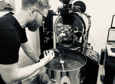 LILYANNE'S LAUNCHES PARTNERSHIP WITH LOCAL COFFEE ROASTER