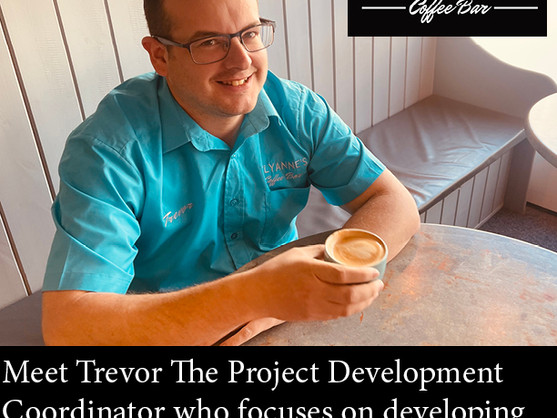 Meet Trevor The Project Development Coordinator who focuses on reducing the feelings of loneliness