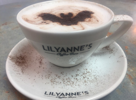 LILYANNE'S PUMPKIN SPICE LATTE IS NOW 'OFFICIALLY' ON SALE IN HARTLEPOOL