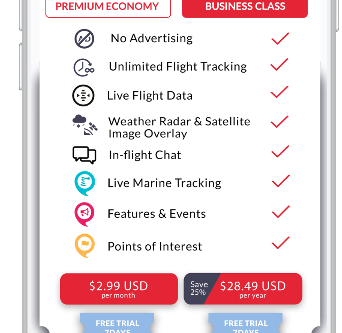 Win a FREE Business Class Upgrade