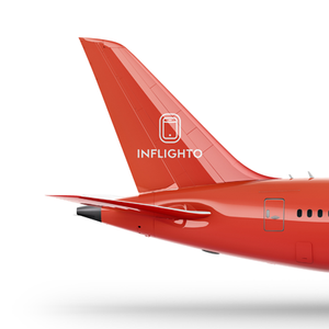 The Inflighto App reduces weight and fuel burn for airlines