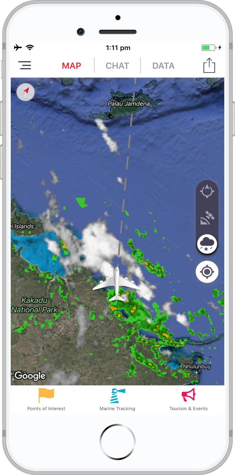 Weather Radar and Satellite Images - LIVE!