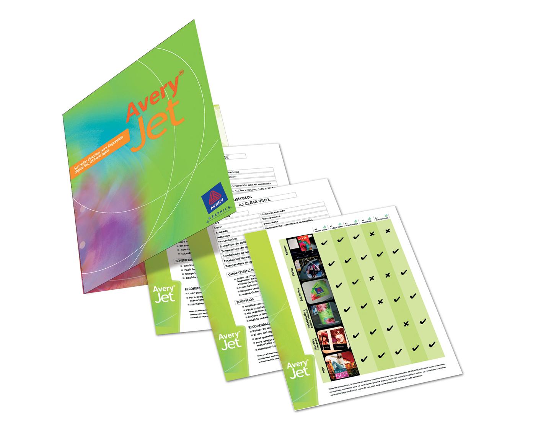 Catalogue Avery