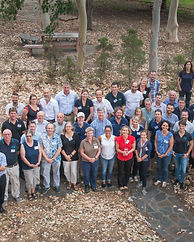 Coastal Restoration Symposium attendees.