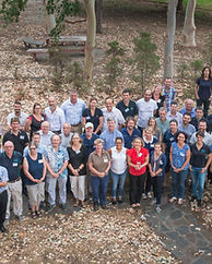 Coastal Restoration Symposium attendees.