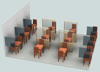 DINING LAYOUT 2 - MATCHES NO DIVIDERS 2