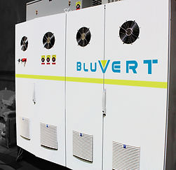 BluVert Optimized Power Cabinets