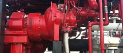 Nitrogen Compression Gearbox