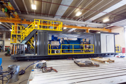 Drawworks with Enclosure