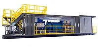 Packaged Systems for drilling (drawworks and mud pumps) and off-grid power (BluVert Power Generation)