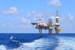 Offshore Jack-up Drilling Rig