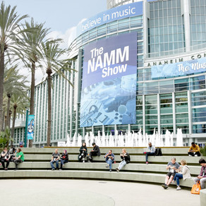 A NAMM SHOW LIKE NO OTHER…