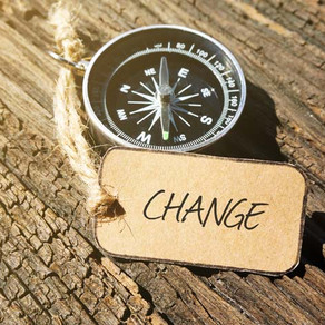 DEALING WITH CHANGE WHEN THINGS KEEP CHANGING