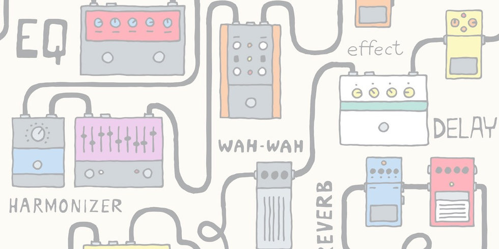 Introduction-to-Types-of-Guitar-Effects-