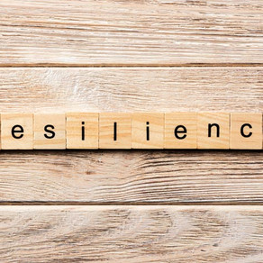 THE THREE R'S – RESILIENT, RESOURCEFUL AND RELENTLESS