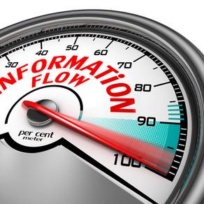 IMPROVING PRODUCTIVITY THROUGH EFFICIENT INFORMATION FLOW