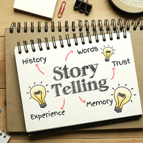 SELLING IS STORYTELLING, ESPECIALLY WITH MUSIC BRANDS