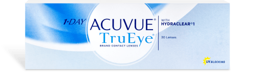 Acuvue 1-Day TruEye 30 Pack