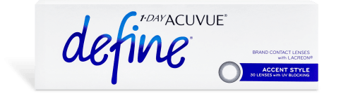 Acuvue 1-Day Define 30 pack