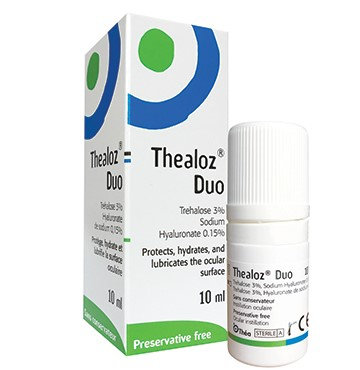 Thealoz Duo 10mL Preservative Free Artificial Tears