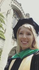 Dr. Starko at her Optometry School Graduation