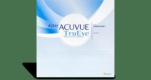 Acuvue 1-Day TruEye 90 pack
