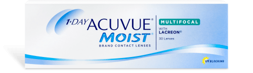 Acuvue 1-Day Moist Multifocal 30 pack